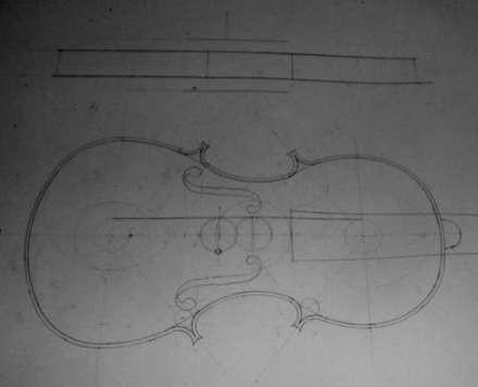 碳纤维diy超酷小提琴图解-封存