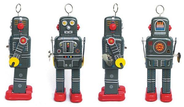 超级可爱的机器人模型欣赏—机器人玩具大全(二)