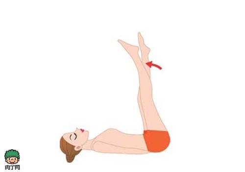 运动减肥,瘦腿,大象腿