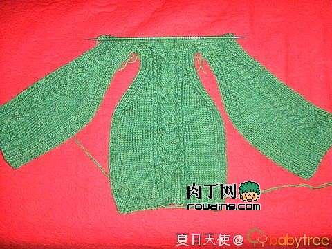 毛衣新织法-DIY毛衣编织款式图解(含毛衣编织
