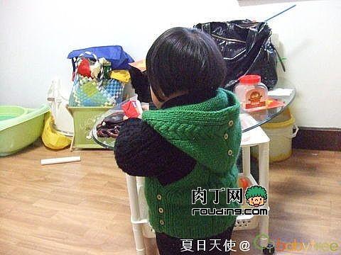 女宝宝帽子的钩法视频_漂亮宝宝帽子的织法