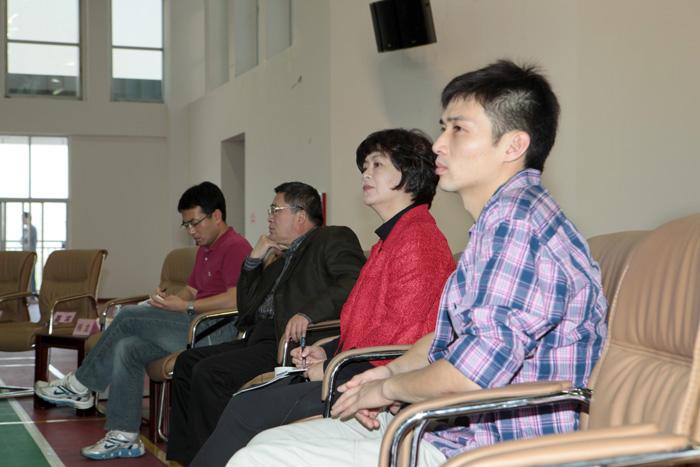 道走转改特别节目组 走进泉州聚龙外国语学校